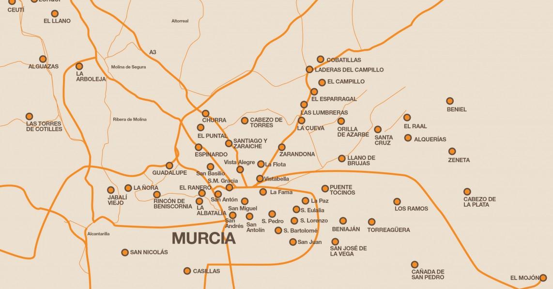 mapa butano 3